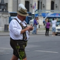Munich - where people dress in lederhosen without a hint of irony