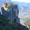 Meteora - Agia Triada monastery