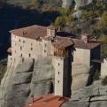 Meteora - Roussanou monastery