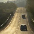 Hazy road to Epidavros
