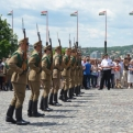 The Changing of the Guard in Buda