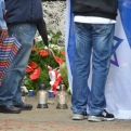 Steve found hope at Auschwitz in an impromptu Jewish prayer gathering