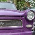 Purple Trabant