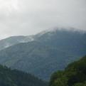 Mountains, as we headed towards Slovakia