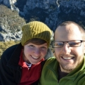 Verdon Gorge selfie
