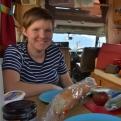 Lunch at Lake Geneva