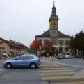 Echallens - first Swiss stop