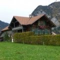 A pretty Swiss house