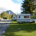 Great campsite near Interlaken
